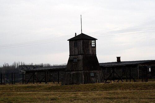 マイダネク強制収容所