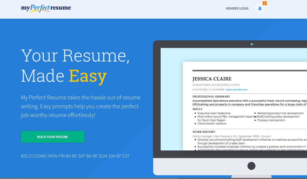 英語の履歴書 resume cv の添削をしてくれるmy perfect resumeがおすすめ