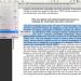【追記あり】英語の論文を速読したかったら、Macのこの機能を使ってみましょう!